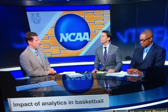 analytics and basketball